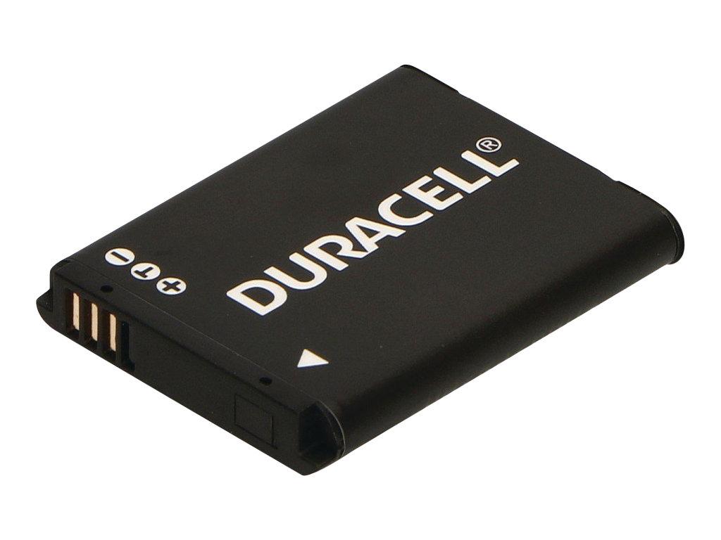 Duracell DR9947 - Batterie - Li-Ion - 670 mAh - für Samsung ES74; DualView DV100; SMART Camera DV180, ST152, WB2200, WB35, WB36,