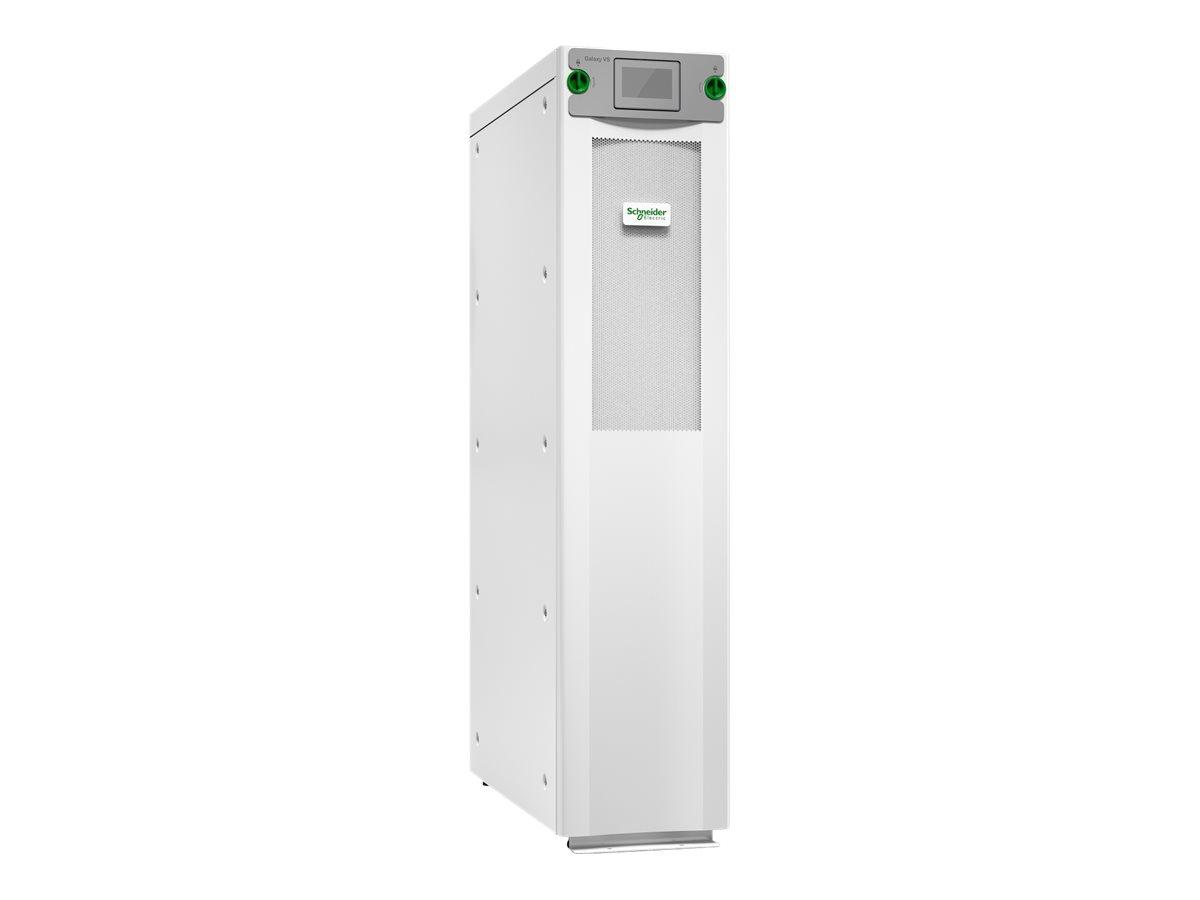 Schneider Electric Galaxy VS GVSUPS15KB2HS - USV - Wechselstrom 380/400/415 V - 15 kW - 15000 VA - 3 Phasen 7 Ah