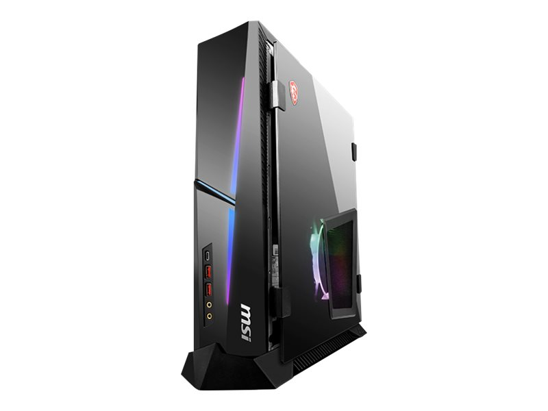 MSI MEG Trident X 10TD 1414AT - Kompakt-PC - Core i7 10700K / 3.8 GHz - RAM 16 GB - SSD 1 TB, HDD 1 TB - GF RTX 3070
