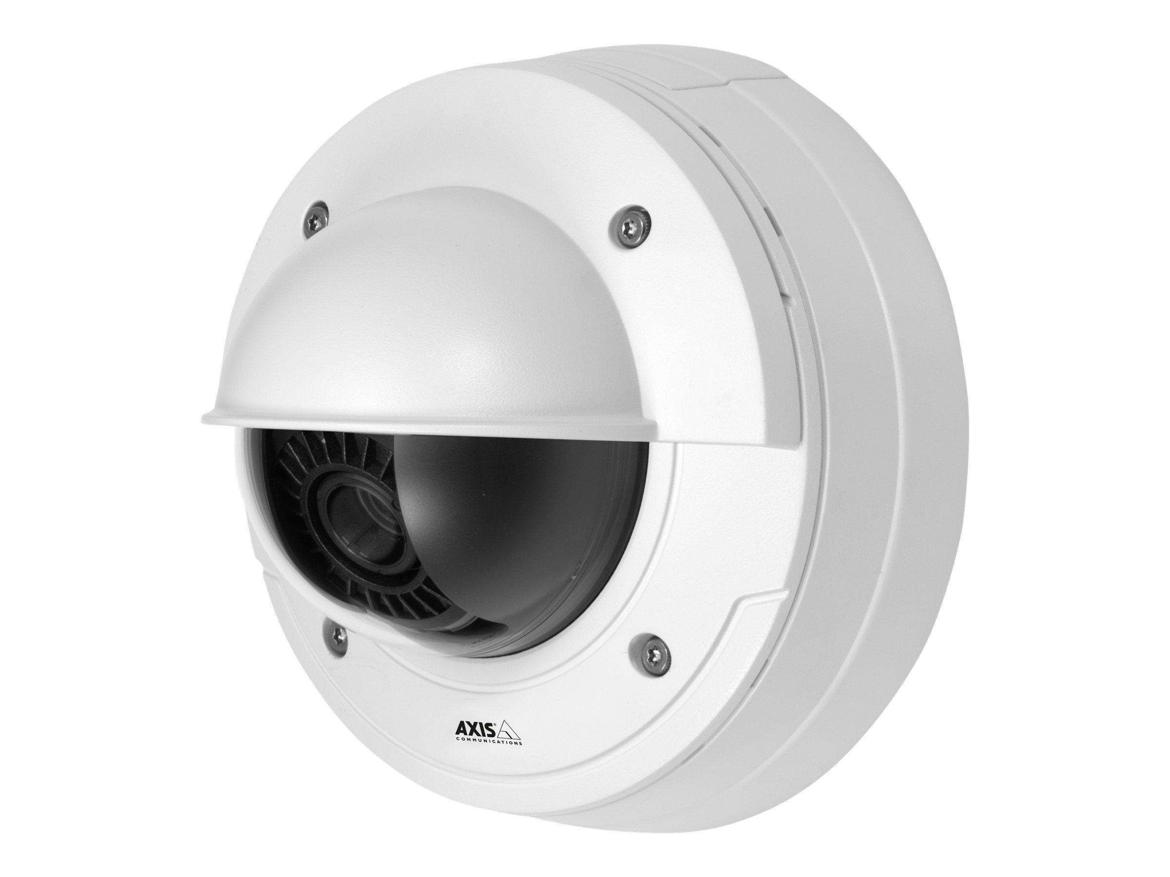 AXIS P3367-VE Network Camera - Netzwerk-Überwachungskamera - Kuppel - Aussenbereich - Vandalismussicher / Wetterbeständig - Farb