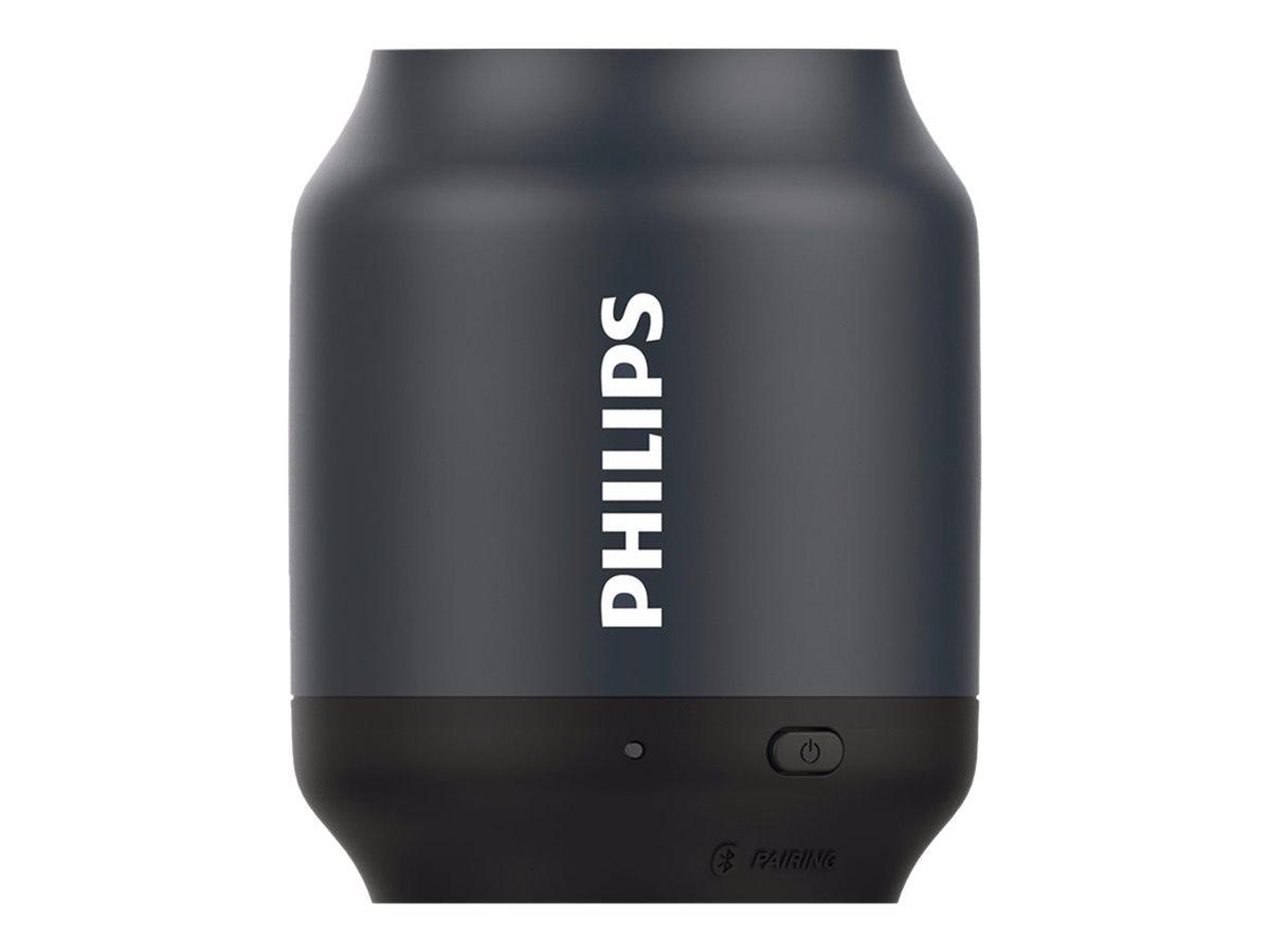 Philips UpBeat BT51B - Lautsprecher - tragbar - kabellos - Bluetooth - 2 Watt