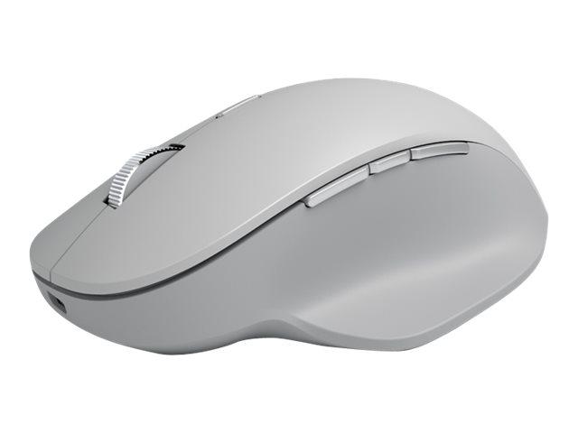 Microsoft Surface Precision Mouse - Maus - ergonomisch - Für Rechtshänder - optisch - 6 Tasten