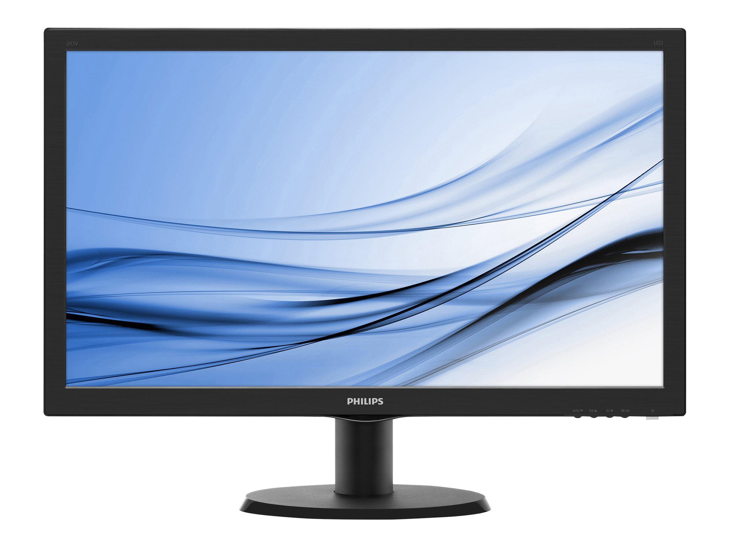 Philips V-line 223V5LSB - LED-Monitor - 54.6 cm (21.5