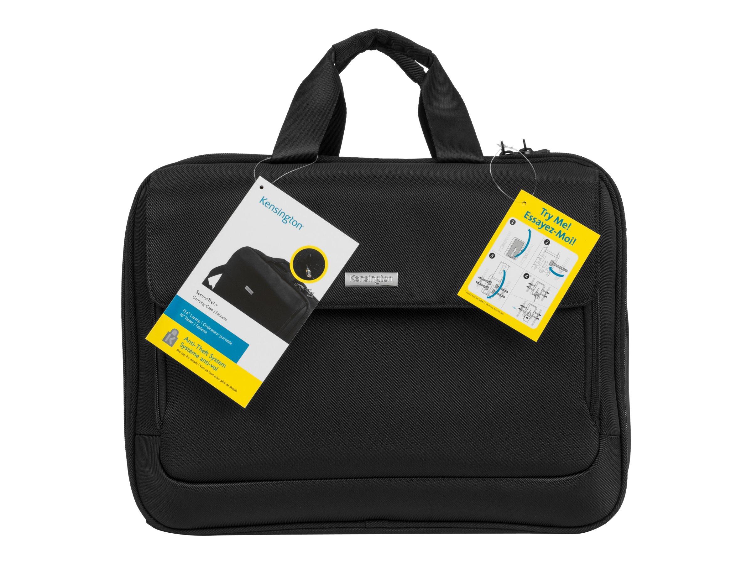 Kensington SecureTrek - Notebook-Tasche - 39.6 cm (15.6