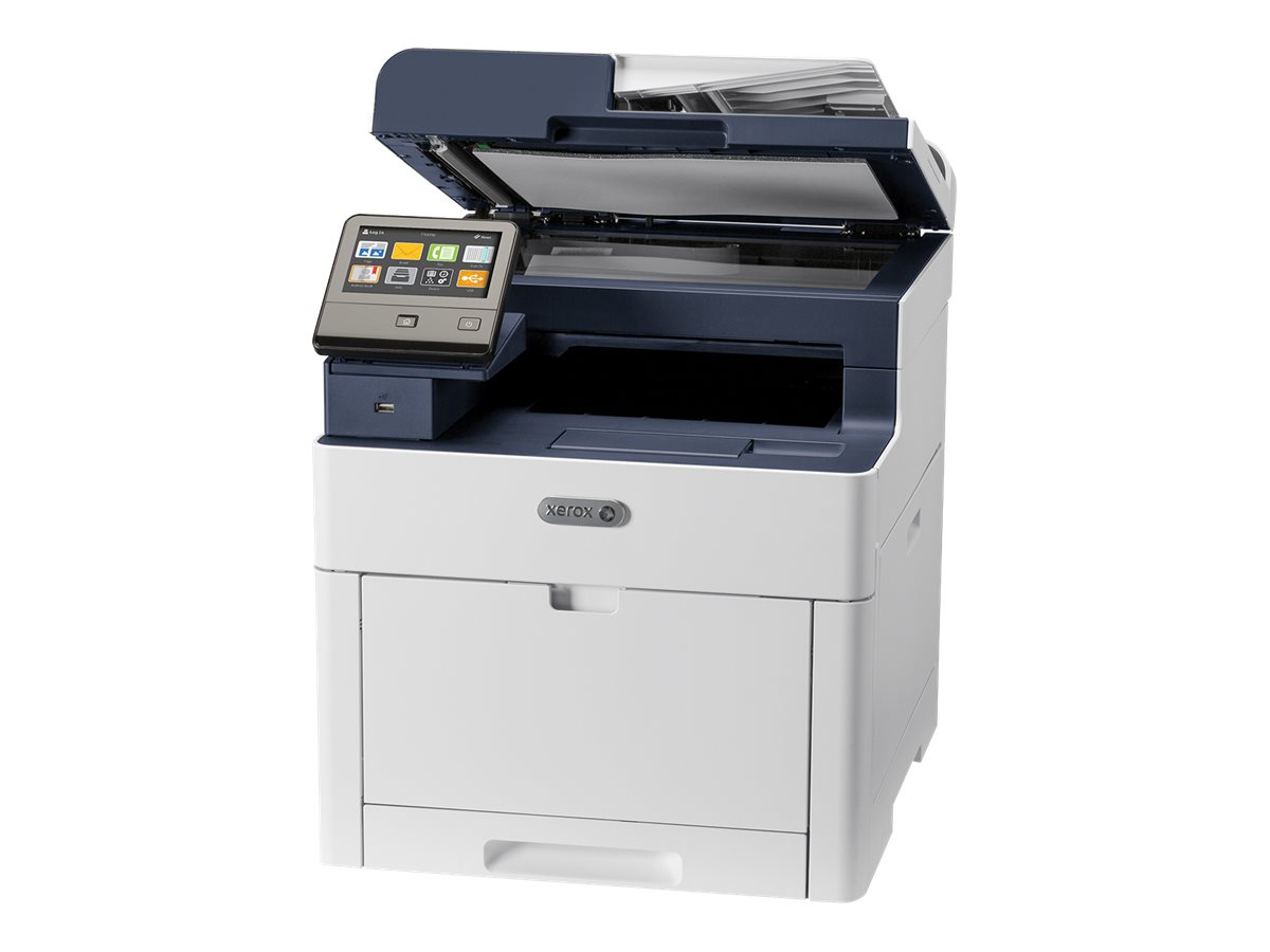 Xerox WorkCentre 6515V_DN - Multifunktionsdrucker - Farbe - Laser - Legal (216 x 356 mm) (Original) - A4/Legal (Medien)