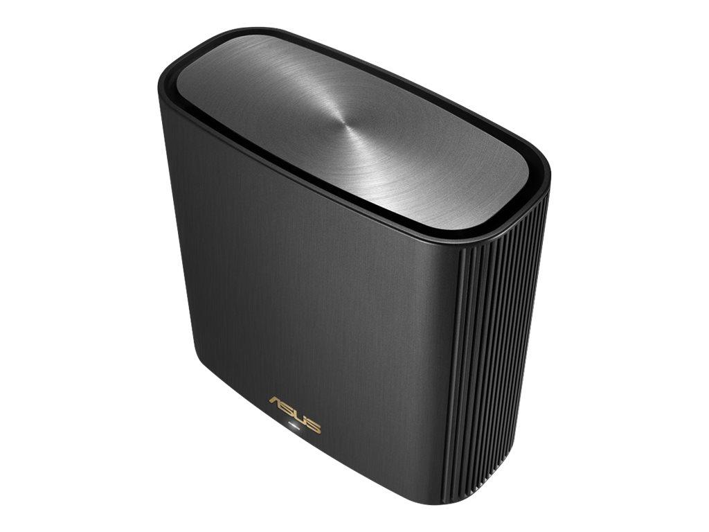 ASUS ZenWiFi AX (XT8) - Router - 3-Port-Switch - GigE, 2.5 GigE, 802.11ax - 802.11a/b/g/n/ac/ax - Tri-Band