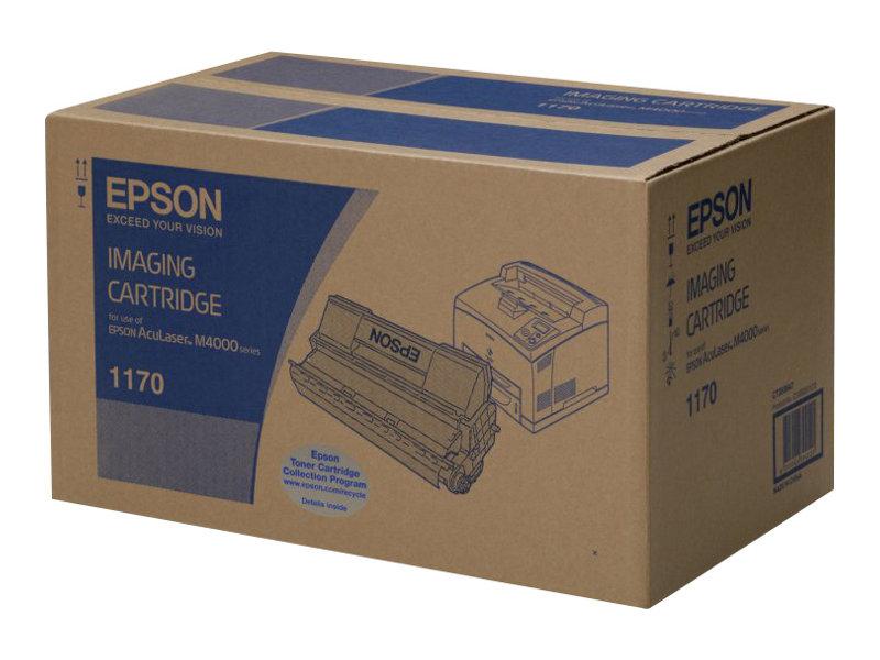 Epson - Schwarz - Original - Tonerpatrone - für AcuLaser M4000, M4000DN, M4000DTN, M4000N, M4000TN