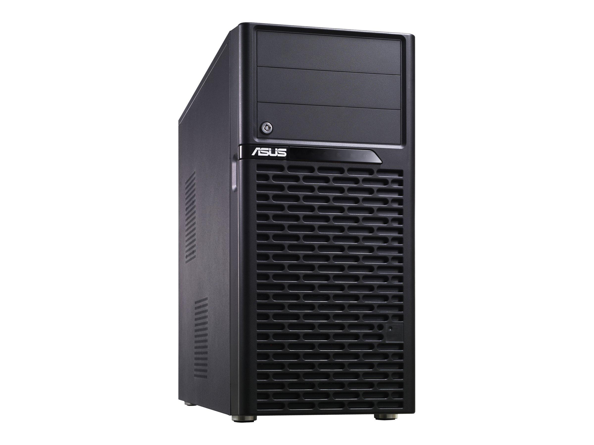 ASUS ESC2000 G2 - Tower - 5U - RAM 0 MB - kein HDD - DVD-Writer