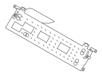 Lexmark - Rahmen-Unterstützungsplatte