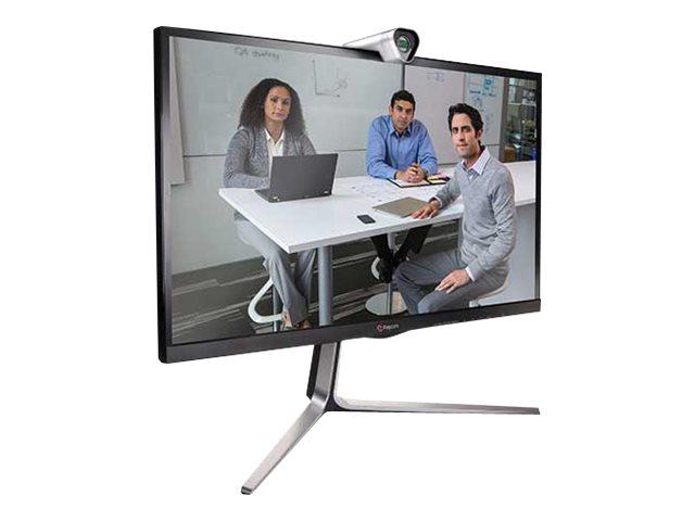 Polycom RealPresence Group Convene - Kit für Videokonferenzen - 27