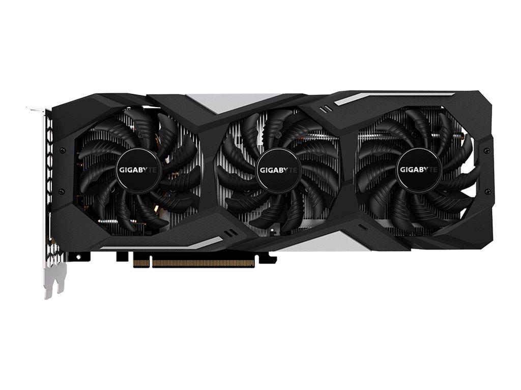 Gigabyte GeForce RTX 2060 GAMING OC 6G - Grafikkarten - GF RTX 2060 - 6 GB GDDR6 - PCIe 3.0 x16 - HDMI, 3 x DisplayPort
