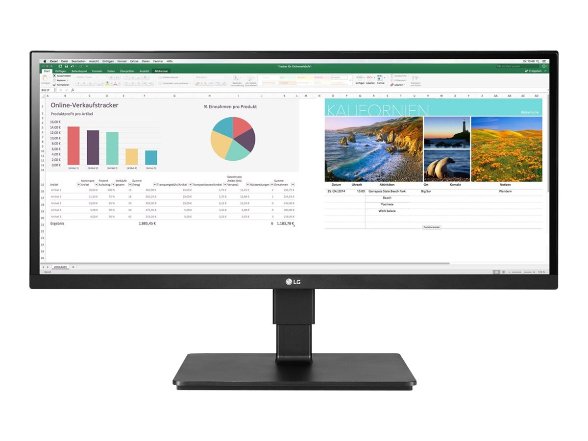 LG 29BN650-B - LED-Monitor - 73 cm (29