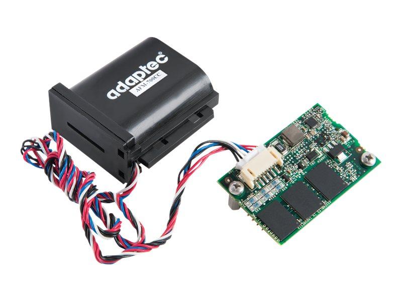 Microsemi Adaptec Flash Module 700 - Speichersicherungsbatterie - für RAID 71605, 71605E, 71605Q, 71685, 72405, 7805, 7805Q