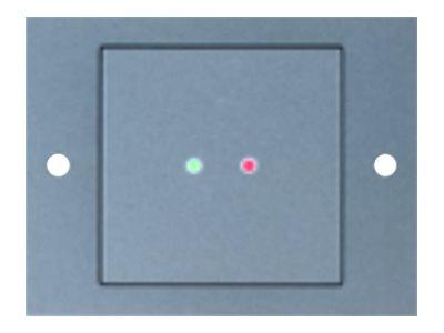 KENTIX - Wandhalterungsabdeckung für RFID-Näherungsleser - Aluminium