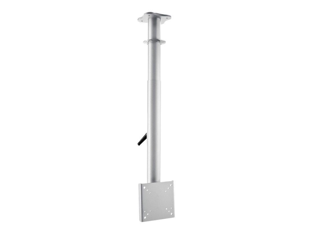 HAGOR PLD 600 - 1000 VESA - Deckenhalterung für LCD-Display - Silber