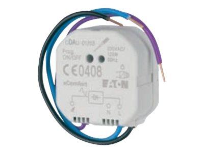 Eaton xComfort CDAU-01/03 - Dimmer - kabellos - 868.3 MHz - Grau, RAL 7035