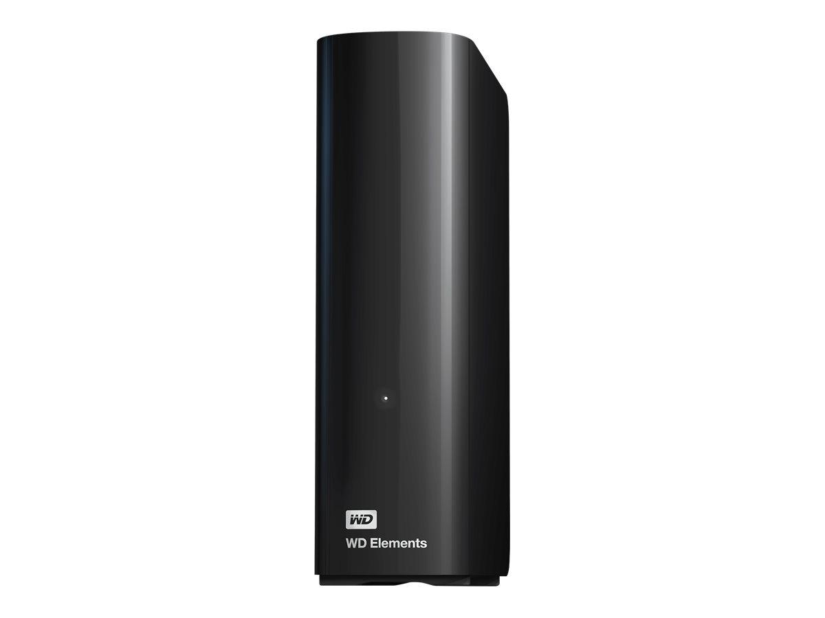 WD Elements Desktop WDBWLG0080HBK - Festplatte - 8 TB - extern (Stationär) - USB 3.0
