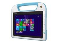 Getac RX10H - Tablet - Core M 5Y10c / 800 MHz - Win 10 Pro - 4 GB RAM - 128 GB SSD TCG Opal Encryption 2