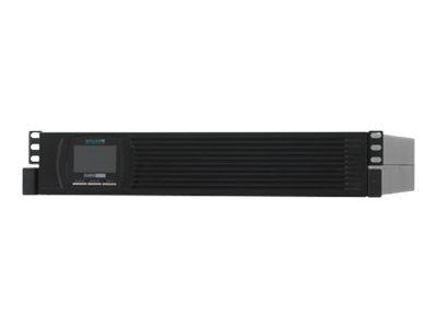 Online USV X3000R - USV (Rack - einbaufähig) - Wechselstrom 230 V - 3000 Watt - 3000 VA 9 Ah