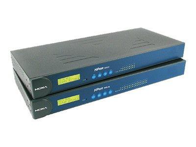 Moxa NPort 5650-8 - Geräteserver - 8 Anschlüsse - 100Mb LAN, RS-232, RS-422, RS-485 - Rack-montierbar