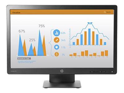 HP ProDisplay P232 - LED-Monitor - 58.4 cm (23