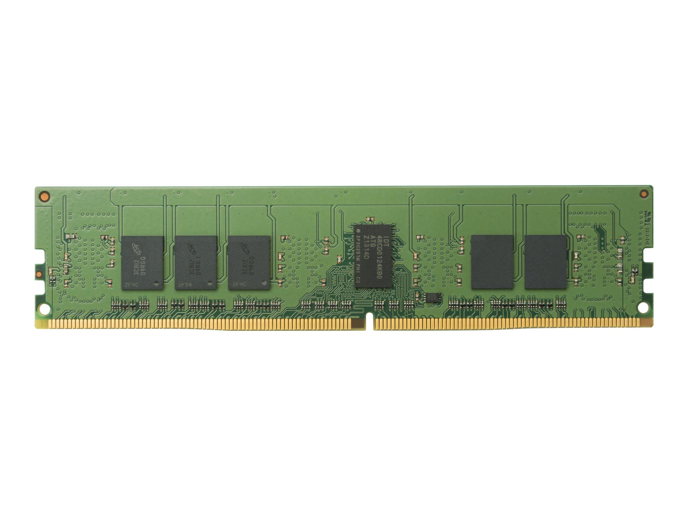 HP - DDR4 - 4 GB - SO DIMM 260-PIN - 2400 MHz / PC4-19200 - 1.2 V