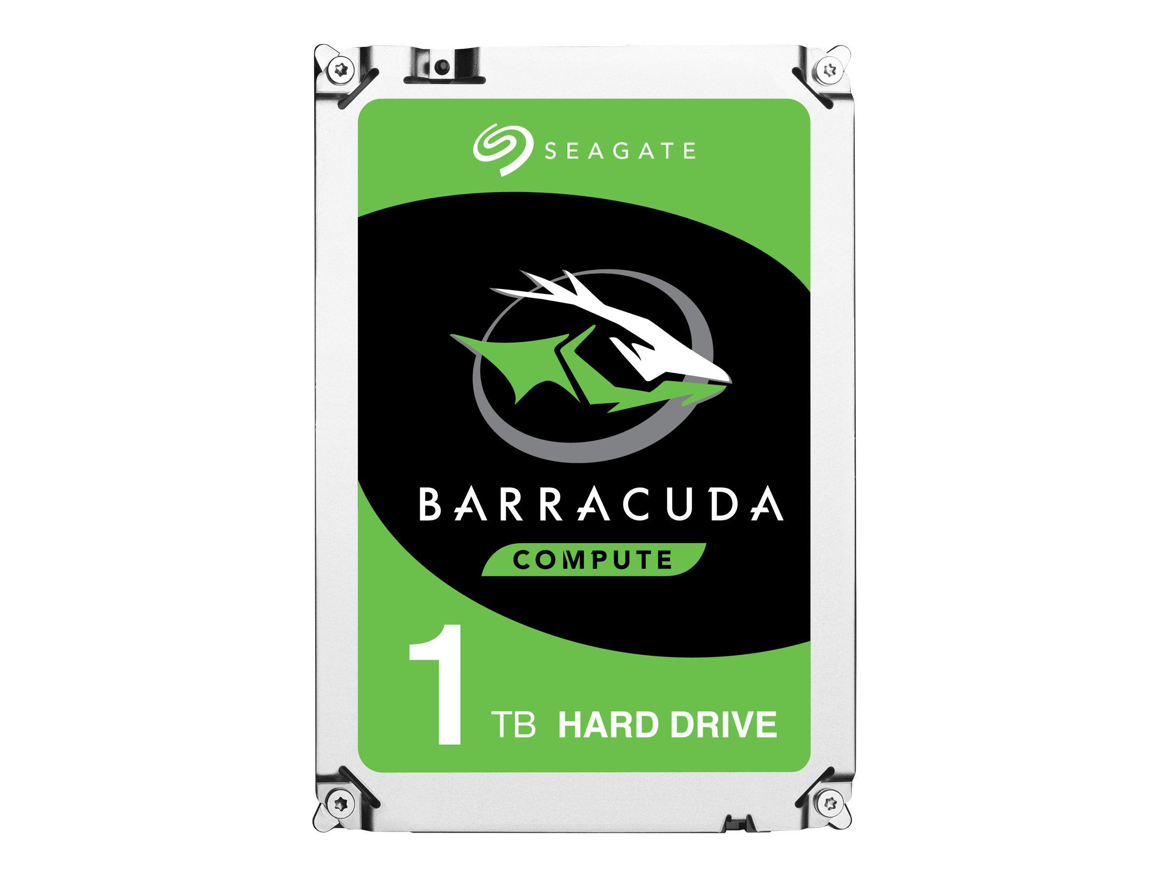 Seagate Guardian BarraCuda ST1000LM048 - Festplatte - 1 TB - intern - 2.5