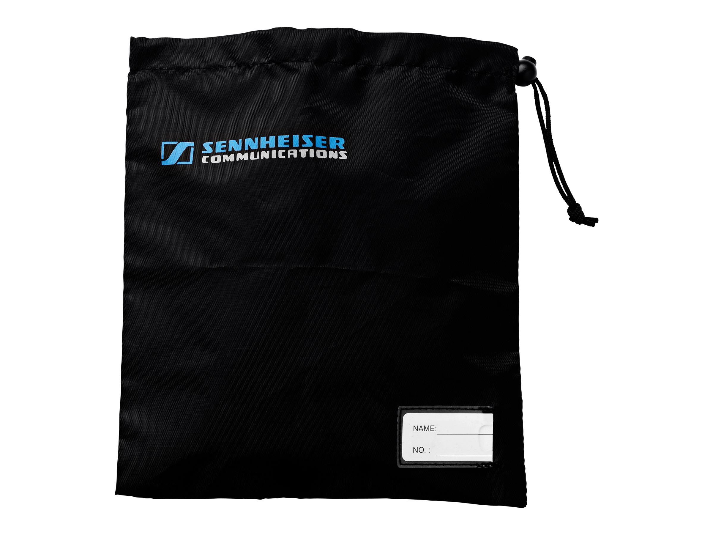 Sennheiser CB 01 - Tasche für Headset (Packung mit 10) - für EPOS | SENNHEISER CC 530; CC 530, 540; IMPACT SC 23X, 26X, 30, 60,