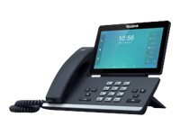 Yealink Skype for Business HD IP Phone T56A - Skype for Business Edition - VoIP-Telefon mit Rufnummernanzeige - DECT - SIP - 16