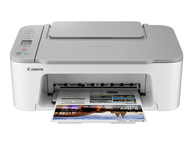 Canon PIXMA TS3451 - Multifunktionsdrucker - Farbe - Tintenstrahl - 216 x 297 mm (Original) - A4/Legal (Medien)