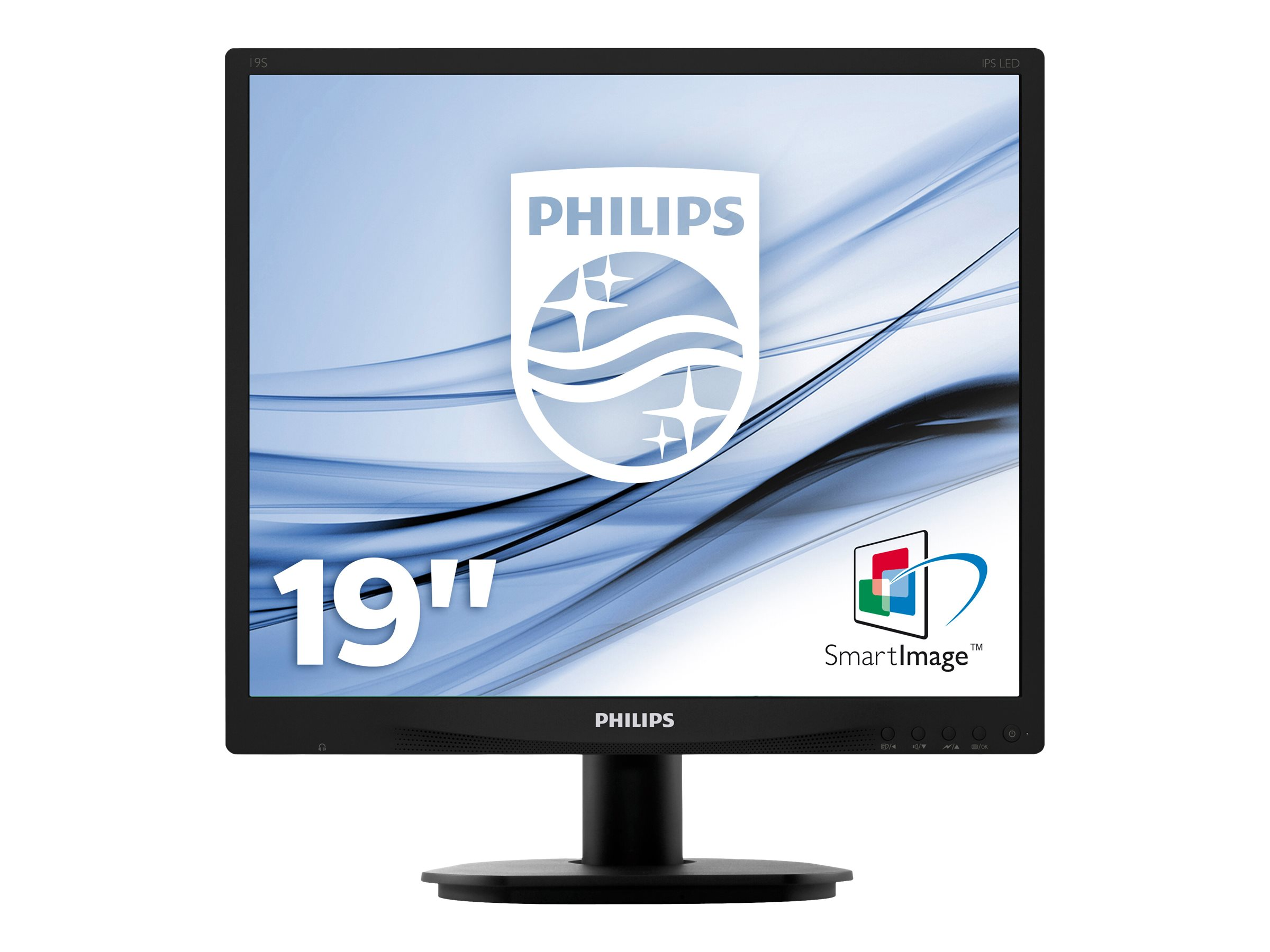 Philips S-line 19S4QAB - LED-Monitor - 48.3 cm (19