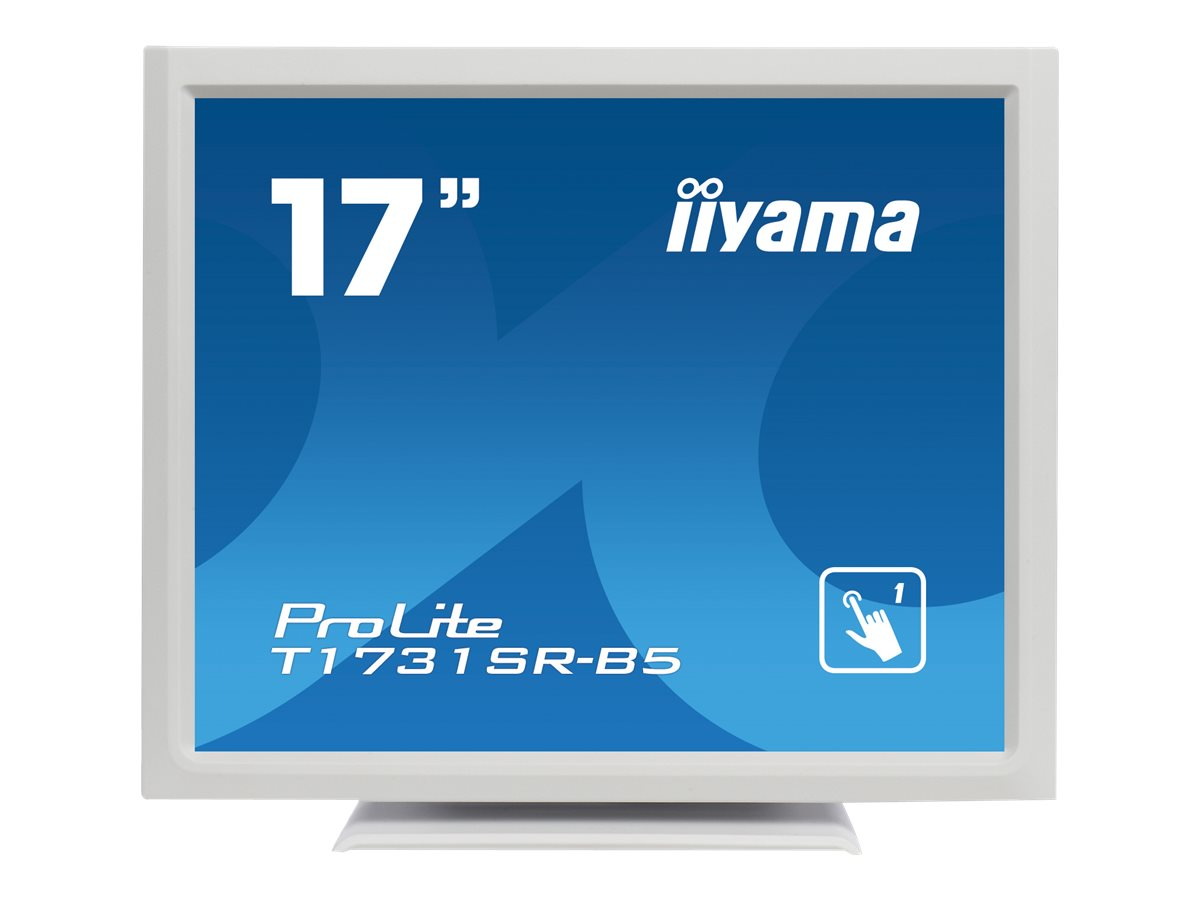 iiyama ProLite T1731SR-W5 - LED-Monitor - 43 cm (17