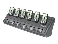 Cisco Multi-Charger - Ladeständer - 12 Ausgabeanschlussstellen - für Unified Wireless IP Phone 7925G