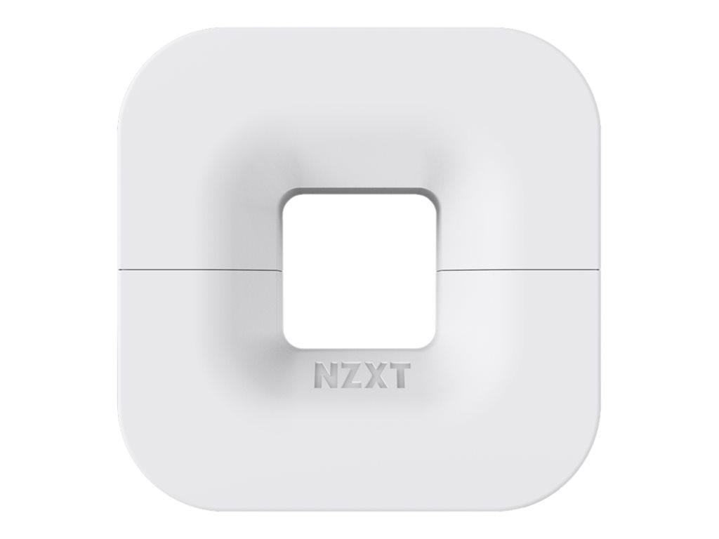 NZXT Puck - Kabelverwaltungsspule - weiss
