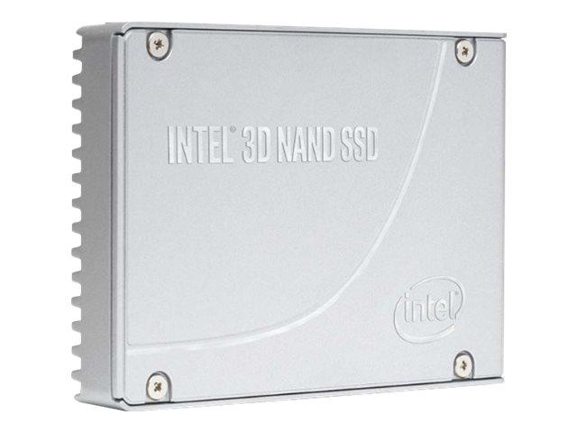 Intel Solid-State Drive DC P4610 Series - Solid-State-Disk - verschlüsselt - 7.68 TB - intern - 2.5