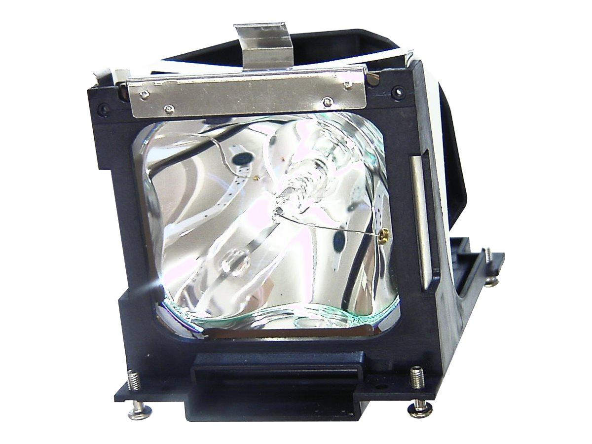 V7 - Projektorlampe - 200 Watt - 2000 Stunde(n) - für BOXLIGHT CP 18, 19, 30X, 31X; Eiki LC NB3S, NB4S, XNB3W, XNB4M; Sanyo LP-S