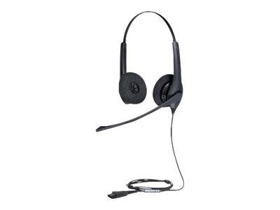 Jabra BIZ 1500 Duo - Headset - On-Ear - kabelgebunden - Quick Disconnect