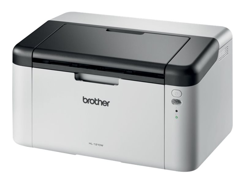 Brother HL-1210W - Drucker - monochrom - Laser - A4/Legal - 2400 x 600 dpi