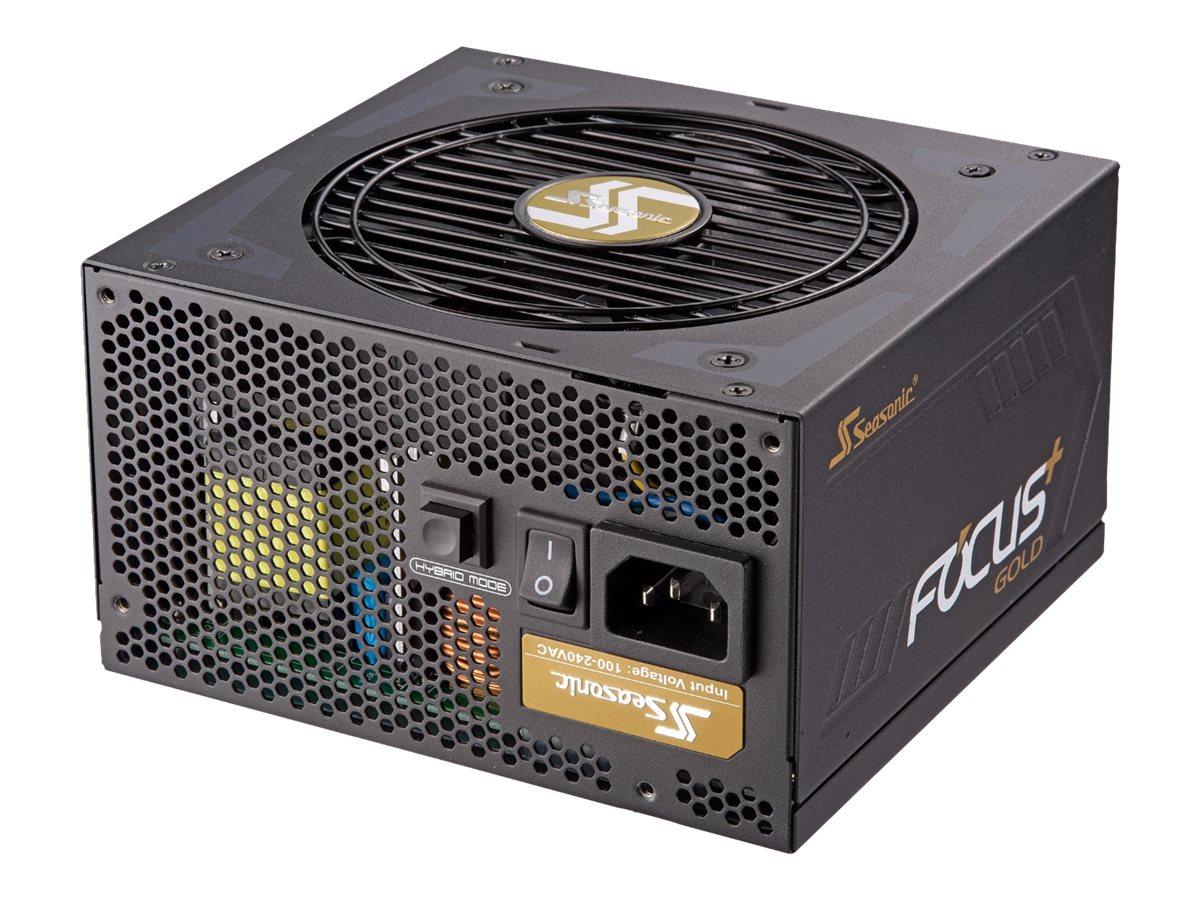Seasonic FOCUS Plus 850 Gold - Stromversorgung (intern) - ATX12V / EPS12V - 80 PLUS Gold - Wechselstrom 100-240 V - 850 Watt