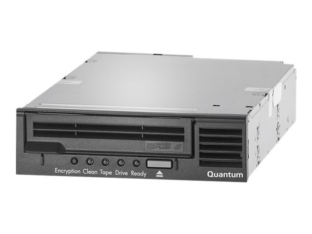 Quantum LTO-6 HH - Bandlaufwerk - LTO Ultrium (2.5 TB / 6.25 TB) - Ultrium 6 - SAS-2 - intern