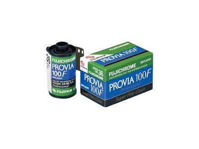 Fujifilm Fujichrome Provia 100F (RDP III) - Dia-Farbfilm - 135 (35 mm) - ISO 100 - 36 Belichtungen
