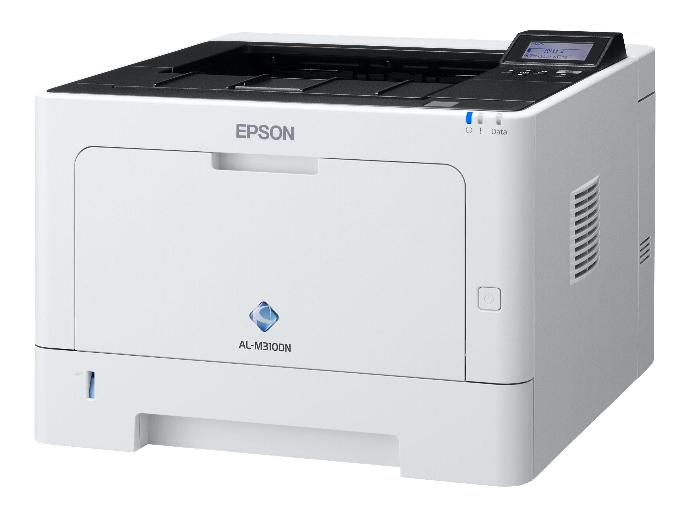 Epson WorkForce AL-M310DN - Drucker - monochrom - Duplex - Laser - A4/Legal