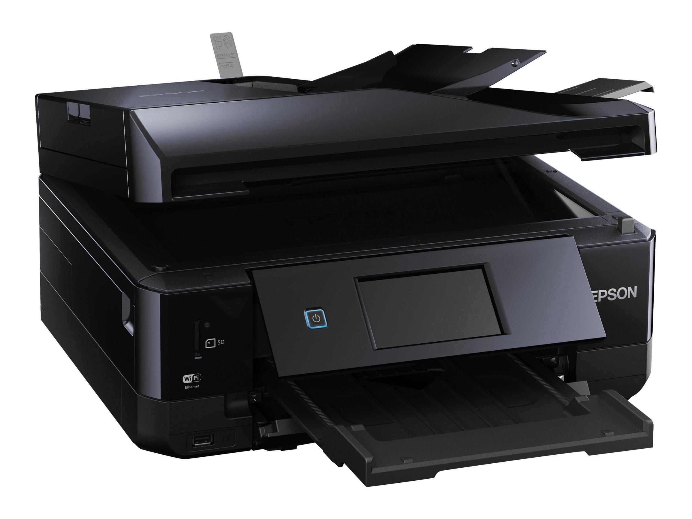 Epson Expression Premium XP-830 - Multifunktionsdrucker - Farbe - Tintenstrahl - A4/Legal (Medien) - bis zu 32 Seiten/Min. (Druc