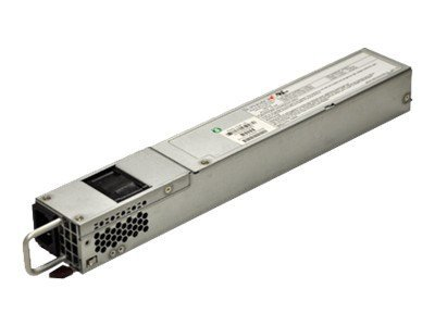 Supermicro PWS-703P-1R - Stromversorgung redundant / Hot-Plug (Plug-In-Modul) - 80 PLUS Gold - Wechselstrom 100-240 V - 700 Watt