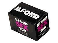 Ilford SFX200 - Schwarz-Weiss-Negativfilm - 135 (35 mm) - ISO 200 - 36 Belichtungen