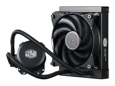 Cooler Master MasterLiquid Lite 120 - Prozessor-Flüssigkeitskühlsystem - (für: LGA775, LGA1156, AM2, AM2+, LGA1366, AM3, LGA1155