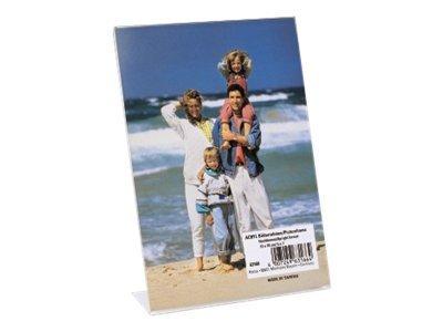 Hama Acrylic Frame - Fotorahmen - Konzipiert für: 5x7 Zoll (13x18 cm) - Acryl - rechteckig
