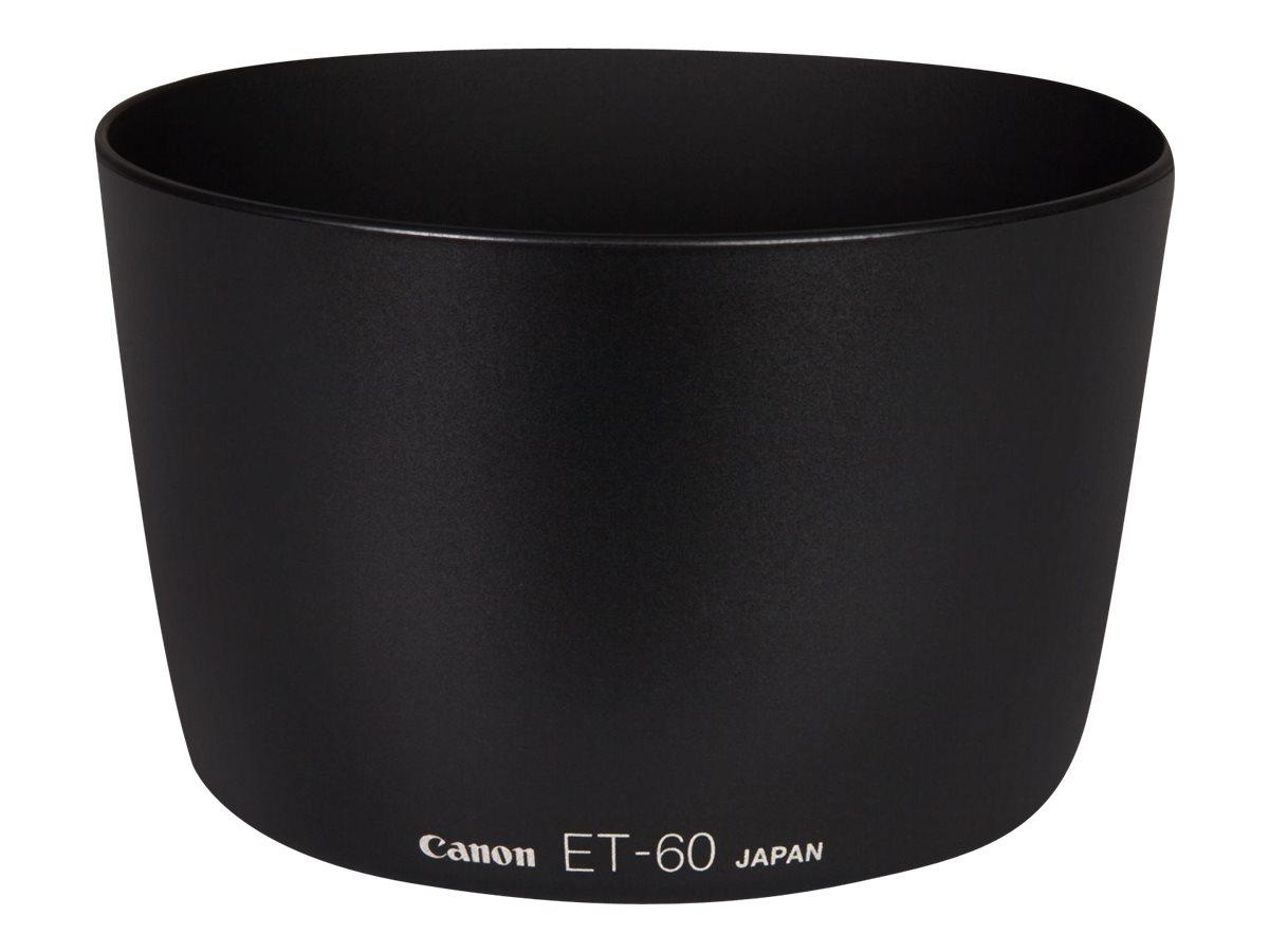 Canon ET-60 - Gegenlichtblende - für P/N: 3473A015AA, 6472A018AA, 6472A019AA, 6472A020AA, 6473A022, 6473A023AA, 7995A003AA
