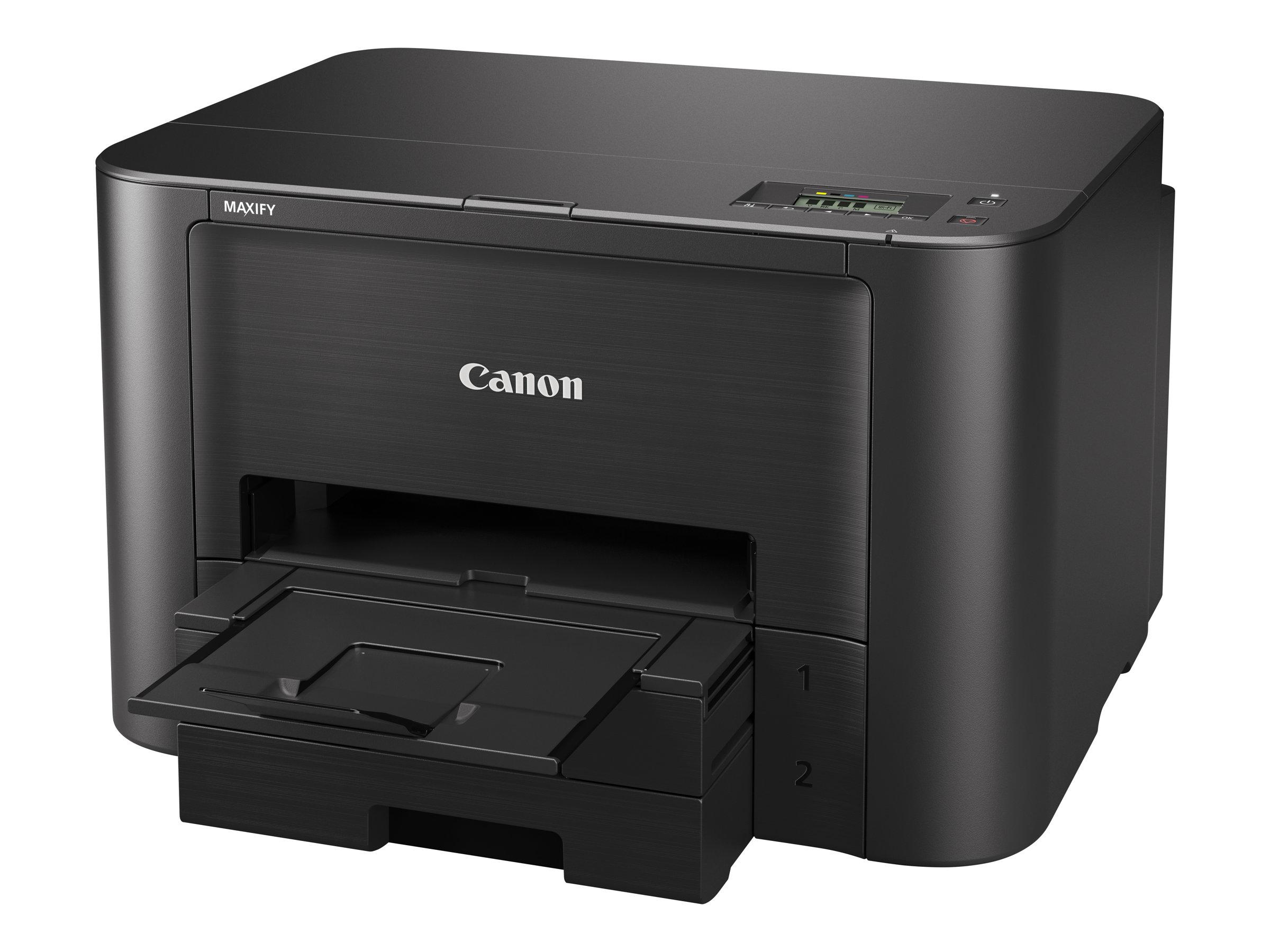 Canon MAXIFY iB4150 - Drucker - Farbe - Duplex - Tintenstrahl - A4/Legal