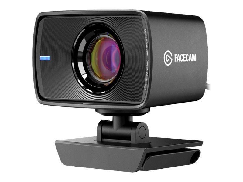 Elgato Facecam - Webcam - Farbe (Tag&Nacht) - feste Brennweite - USB 3.0